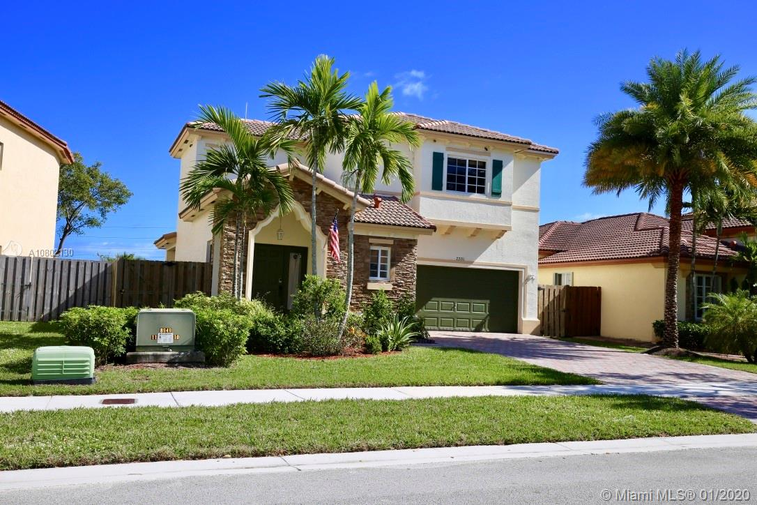 22151 SW 87th Pl  For Sale A10802130, FL