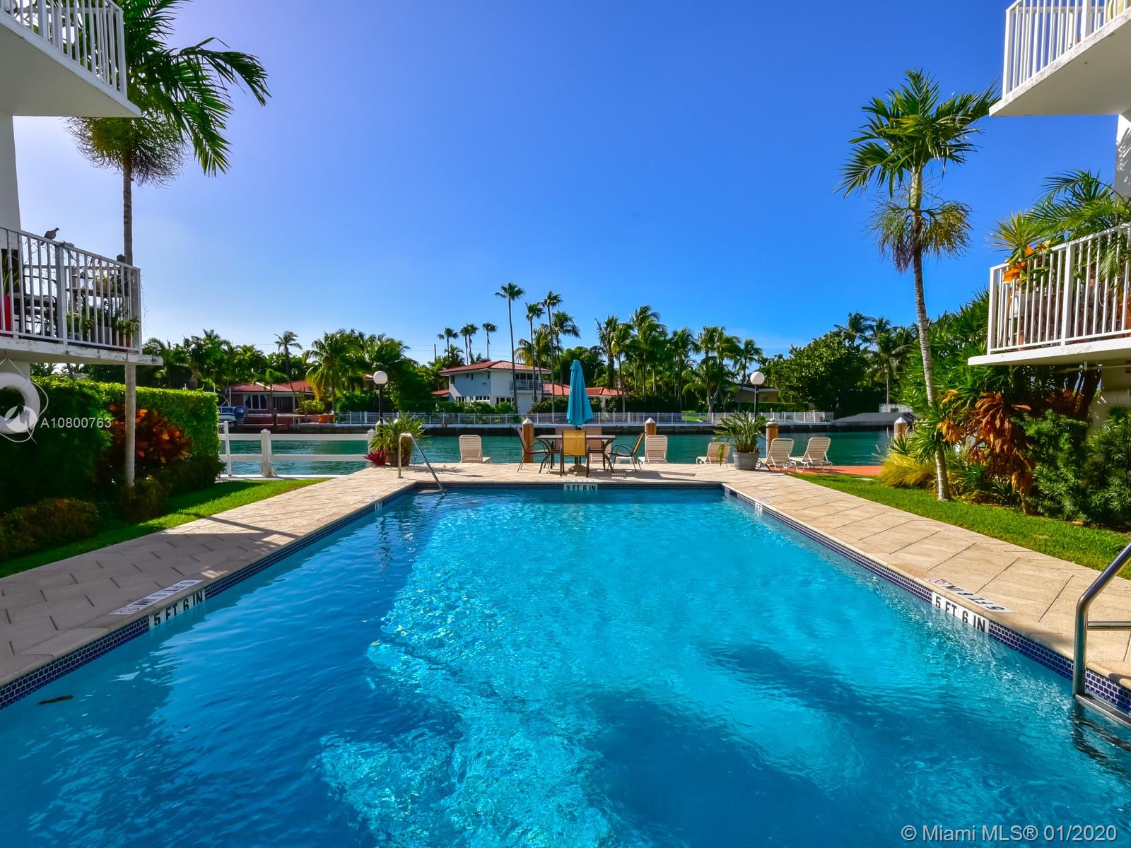 10250 W Bay Harbor Dr #3F For Sale A10800763, FL