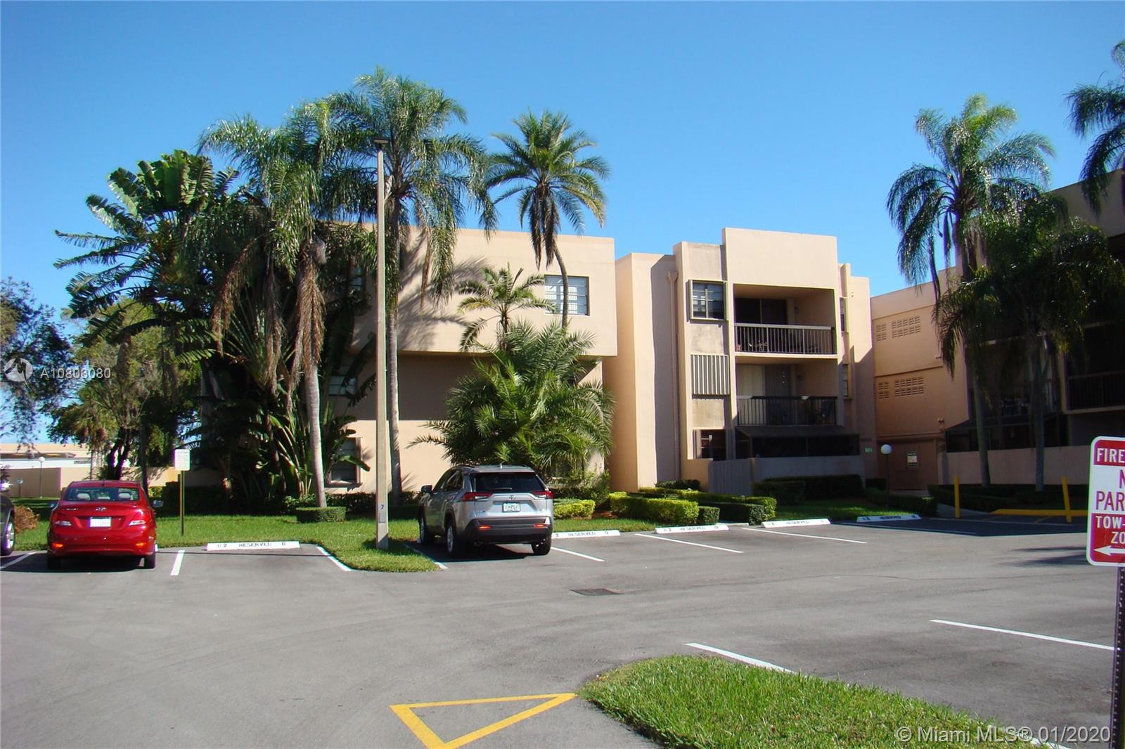 10525 SW 112th Ave #203 For Sale A10803080, FL