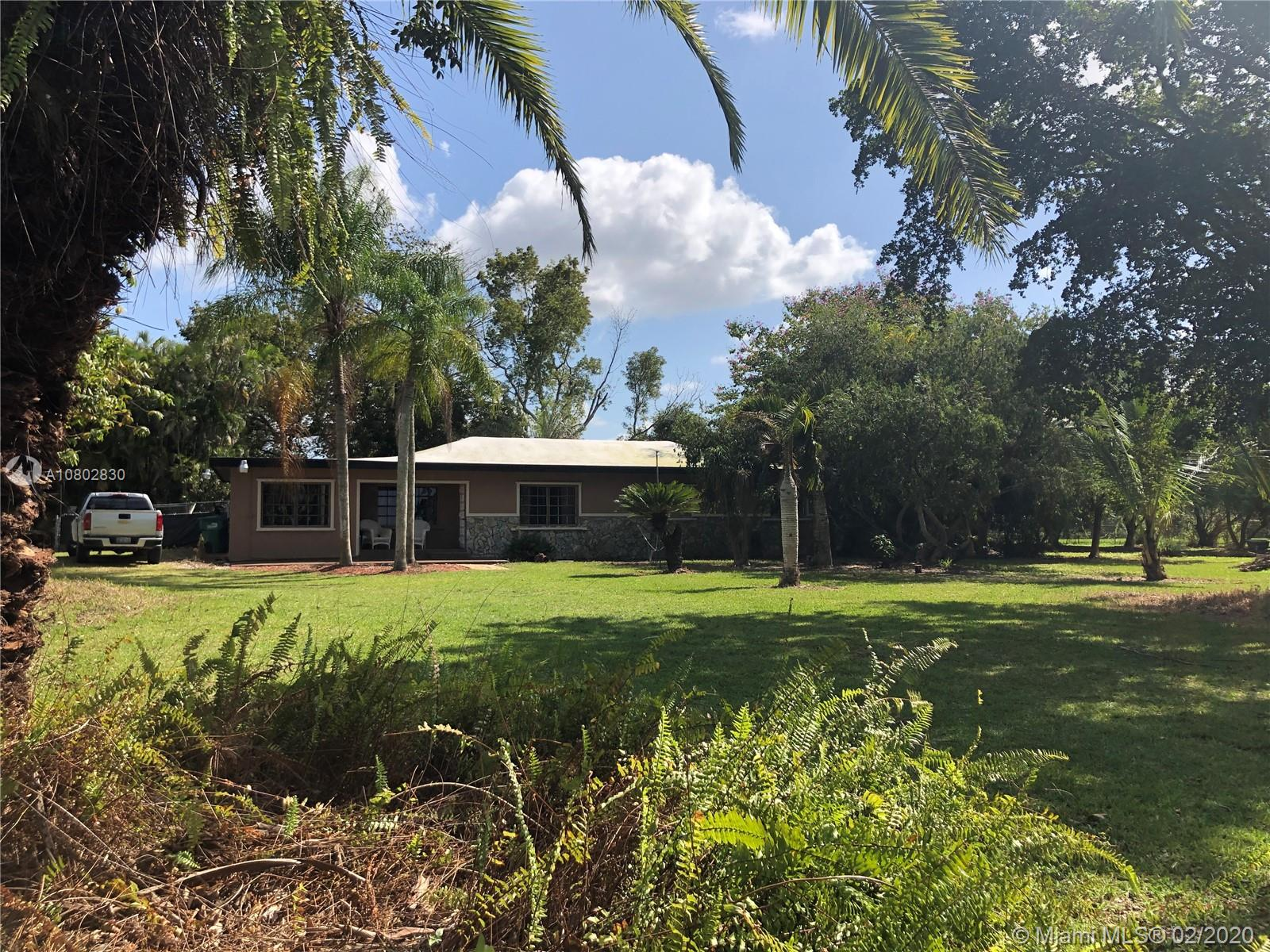 18505 SW 197th Ave  For Sale A10802830, FL