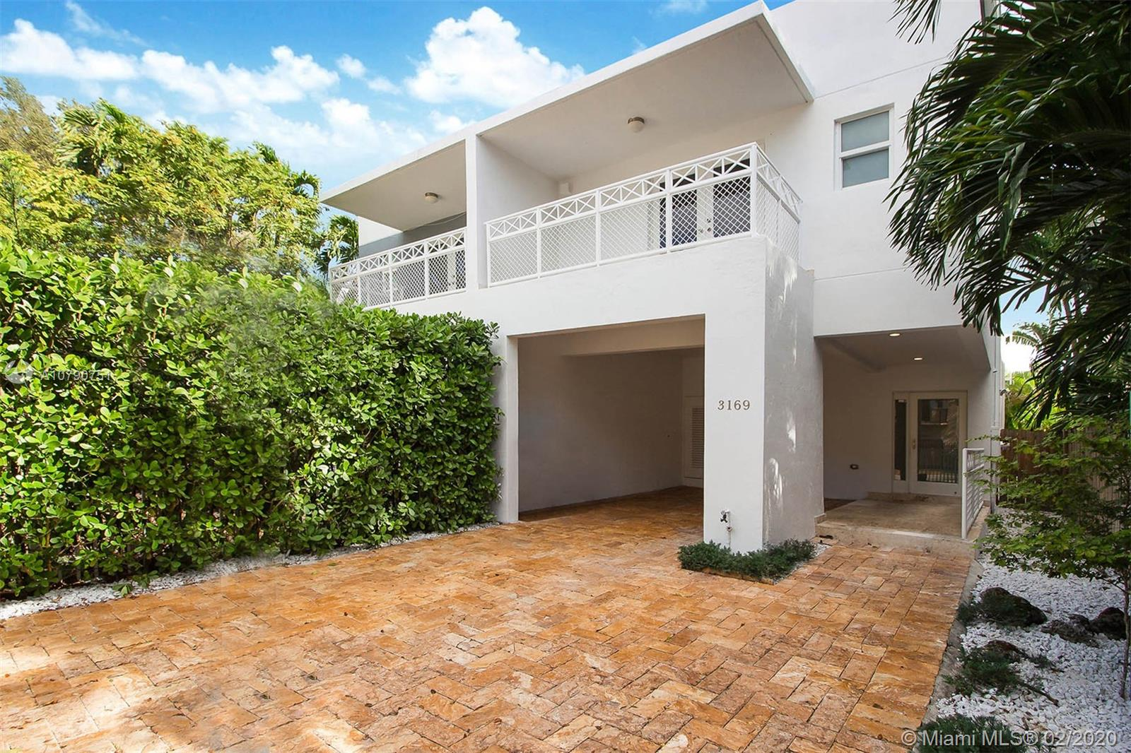 3169  Indiana Street #3169 For Sale A10790751, FL