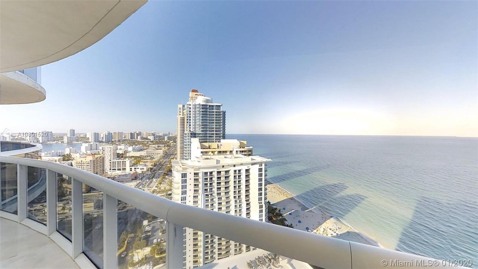 17201  Collins Ave #3207 For Sale A10801520, FL