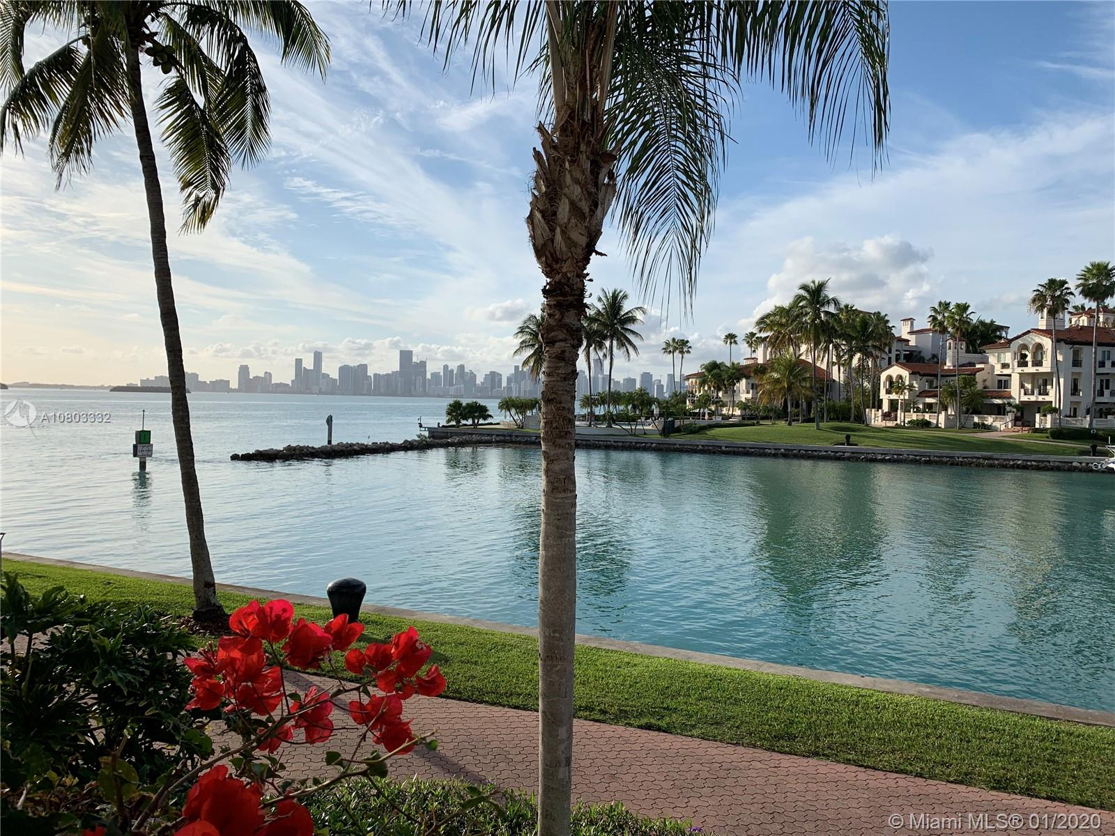 2418  Fisher Island Dr #5108 For Sale A10803332, FL