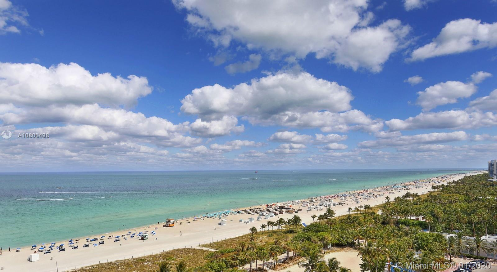 2201  Collins Ave #1615 For Sale A10800498, FL