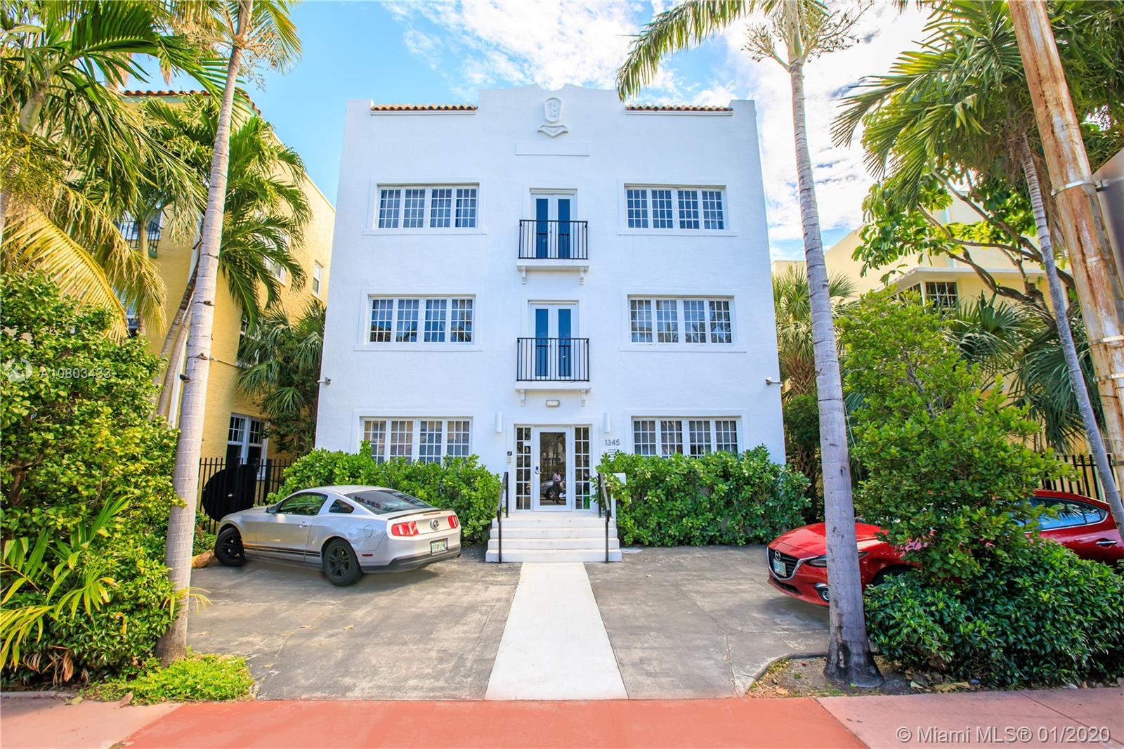 1345  Pennsylvania Ave #C1 For Sale A10803433, FL
