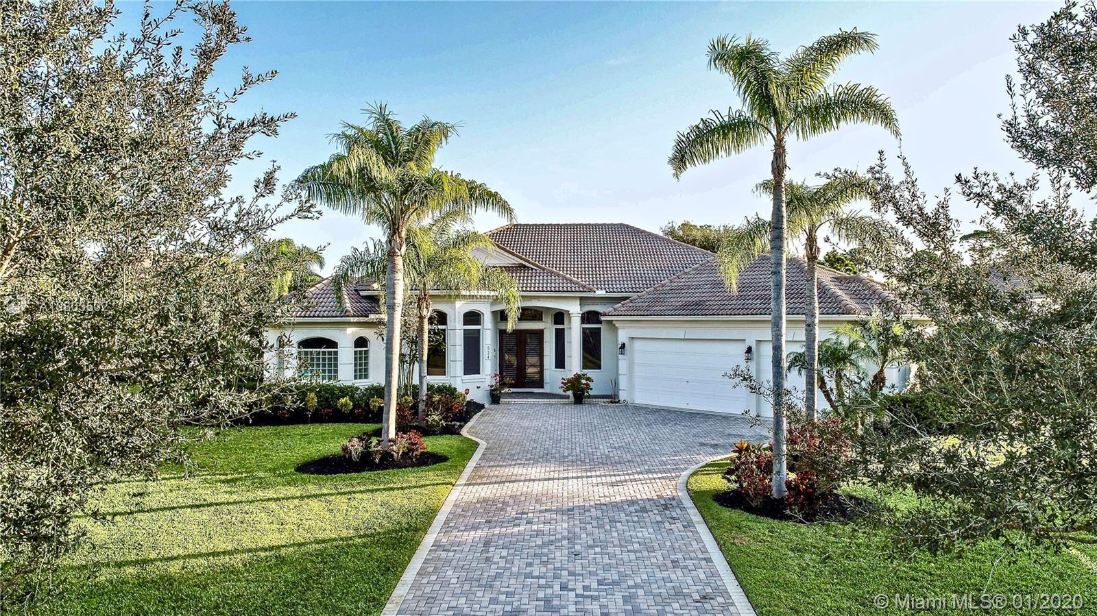 524 SW Squire Johns Ln, Palm City, FL 34990