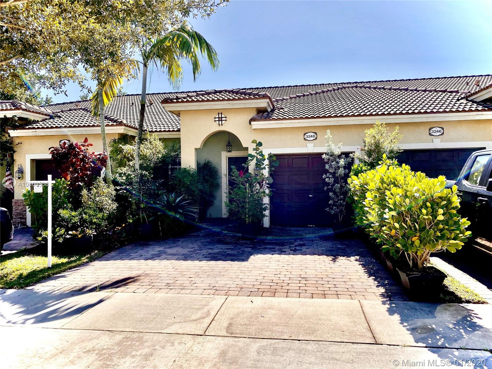 3248 NE 11th Dr #3248 For Sale A10803536, FL