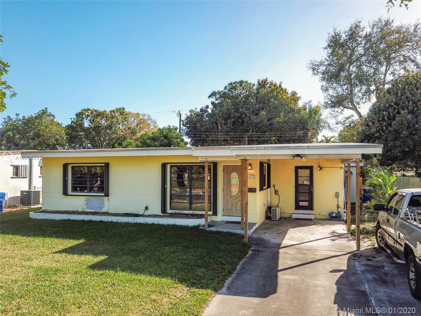 1612 SW 9th St  For Sale A10803555, FL