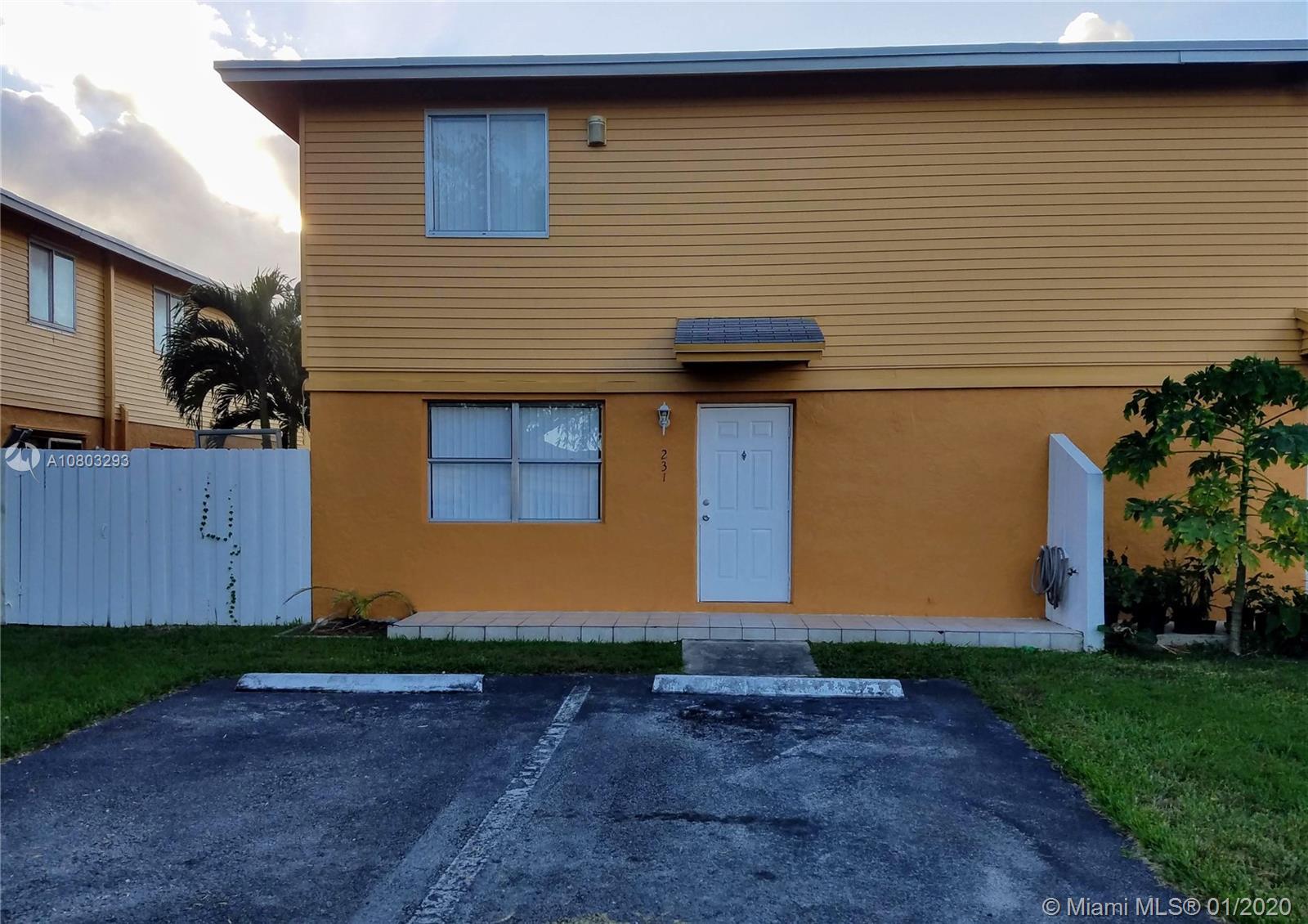 231 NE 12th Ave #231 For Sale A10803293, FL