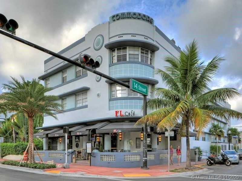 1360  Collins Ave #204 For Sale A10803568, FL