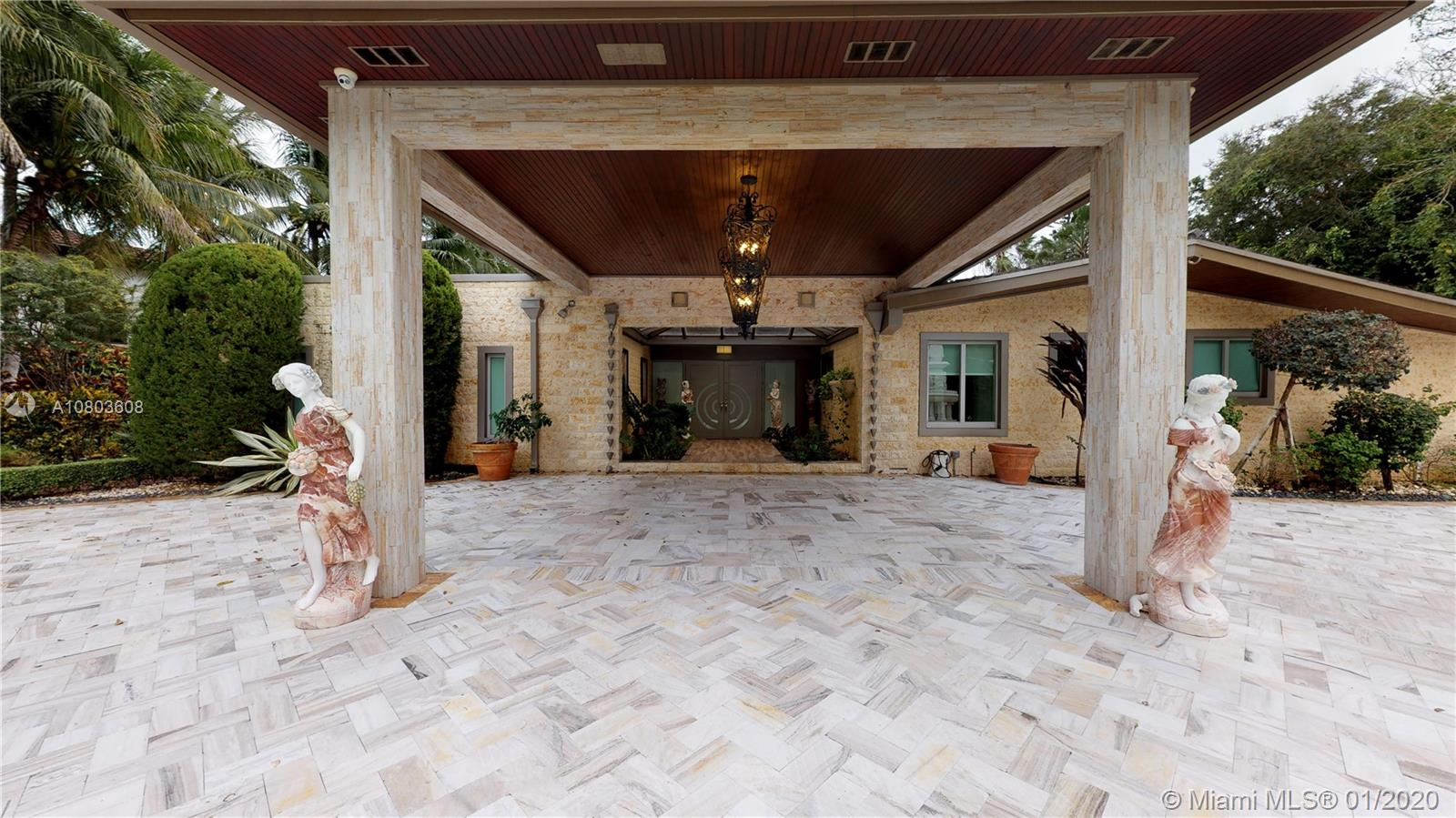 6600 SW 123rd St  For Sale A10803608, FL