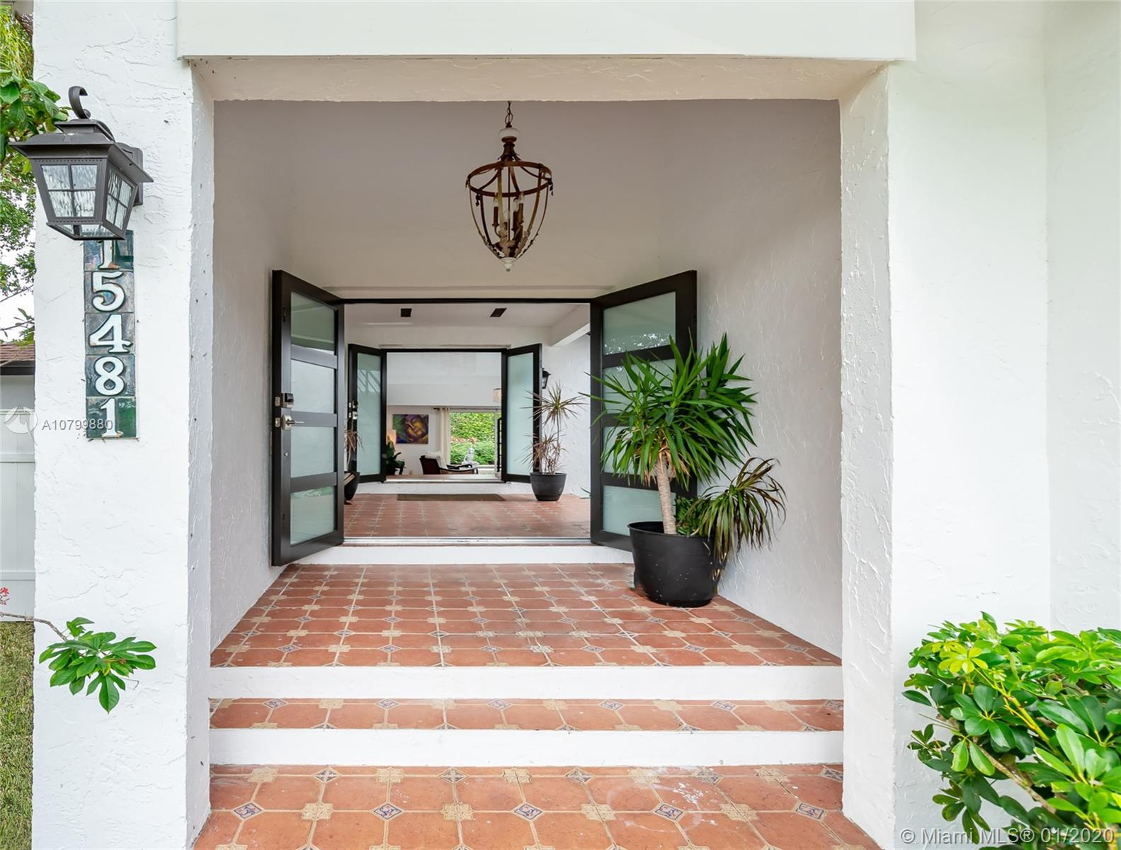 15481 SW 153rd St  For Sale A10799880, FL