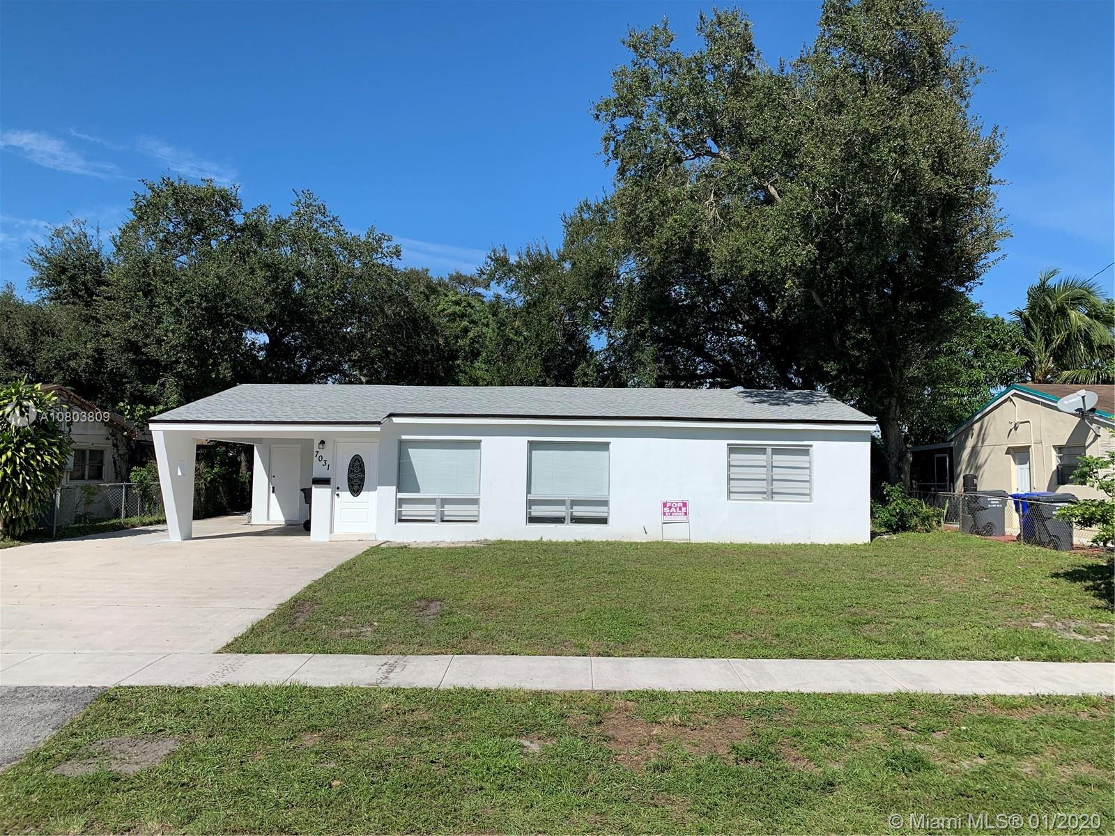 7031  Hope St  For Sale A10803809, FL
