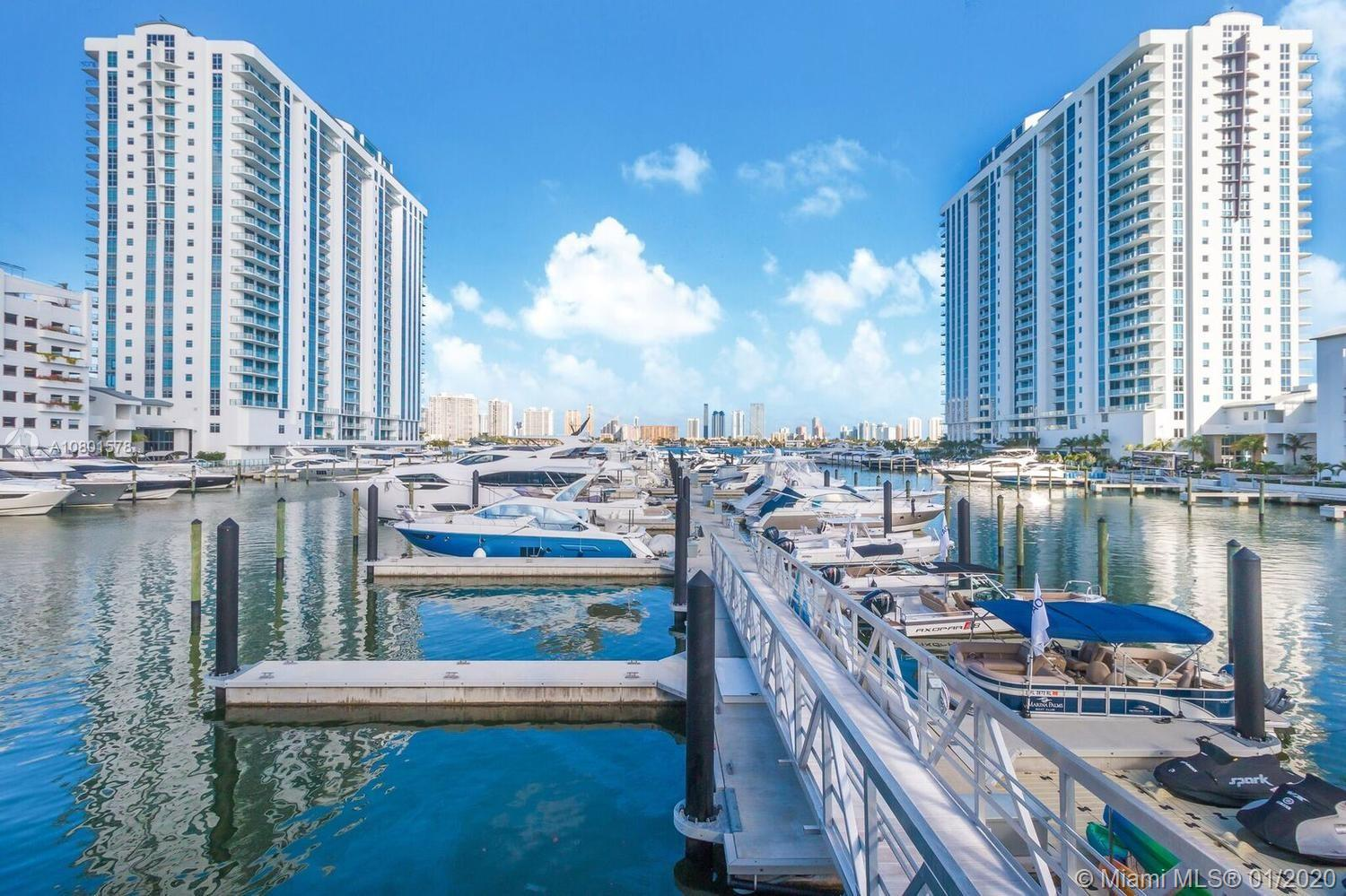 17111  Biscayne Blvd #809 For Sale A10801578, FL