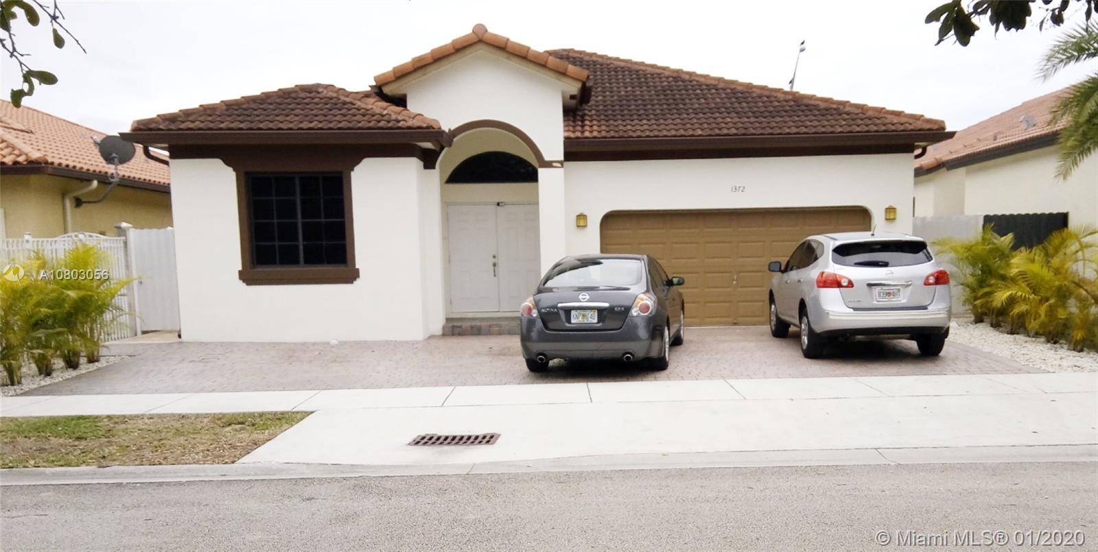 1372 SW 146th Ct, Miami, FL 33184