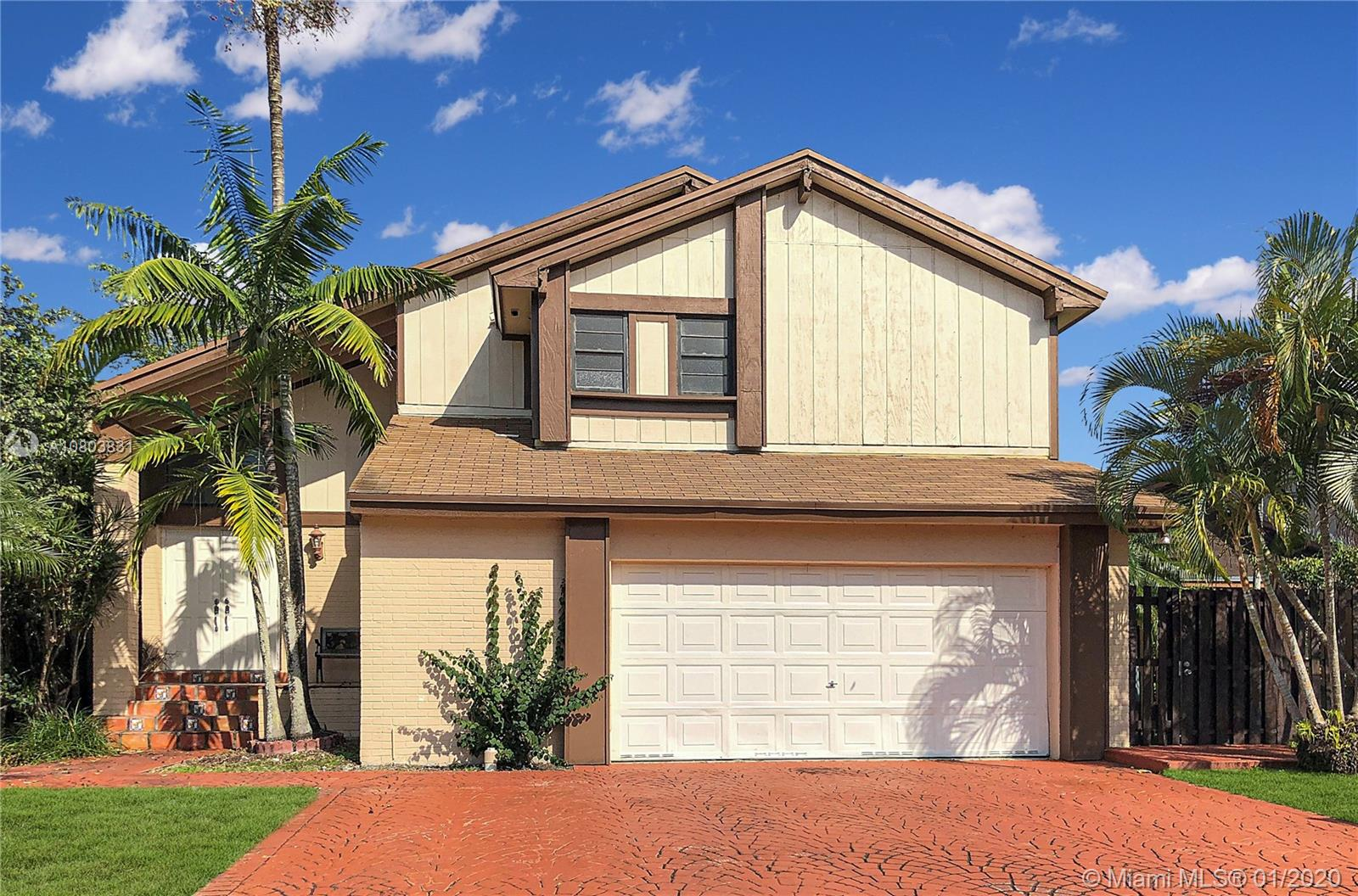 4333 SW 148th Ct  For Sale A10803831, FL