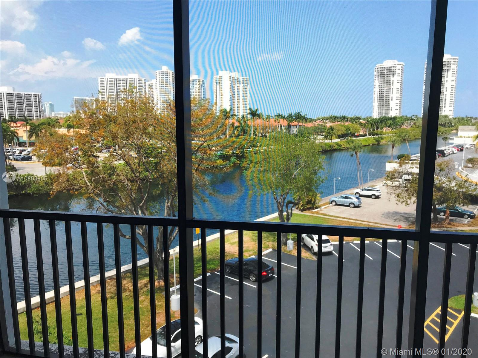 3475 N Country Club Dr #516 For Sale A10803805, FL