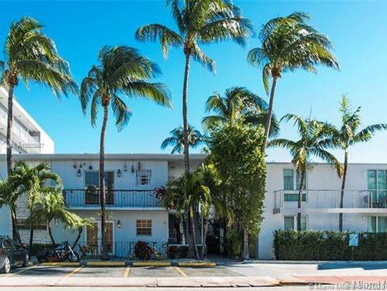 1611  West Ave #7 For Sale A10803987, FL