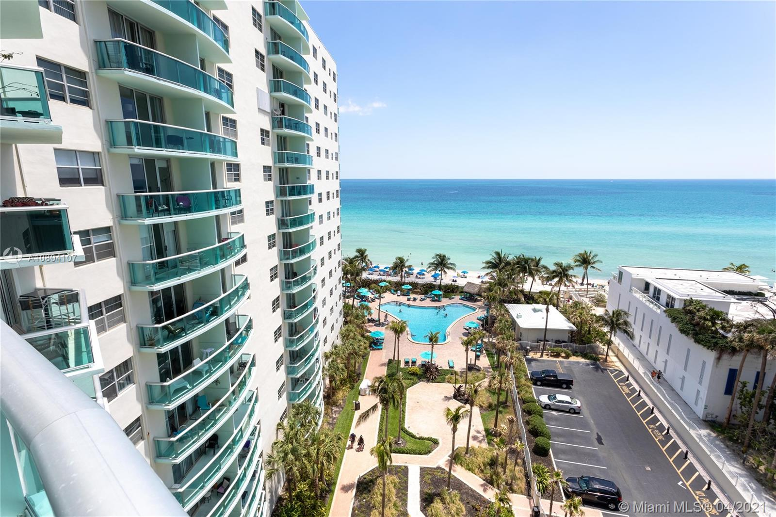 3901 S Ocean Dr #10M For Sale A10804107, FL