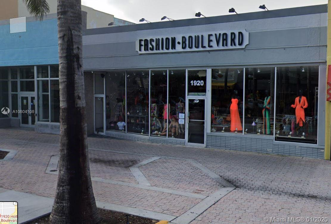 1920  Hollywood Blvd  For Sale A10804108, FL