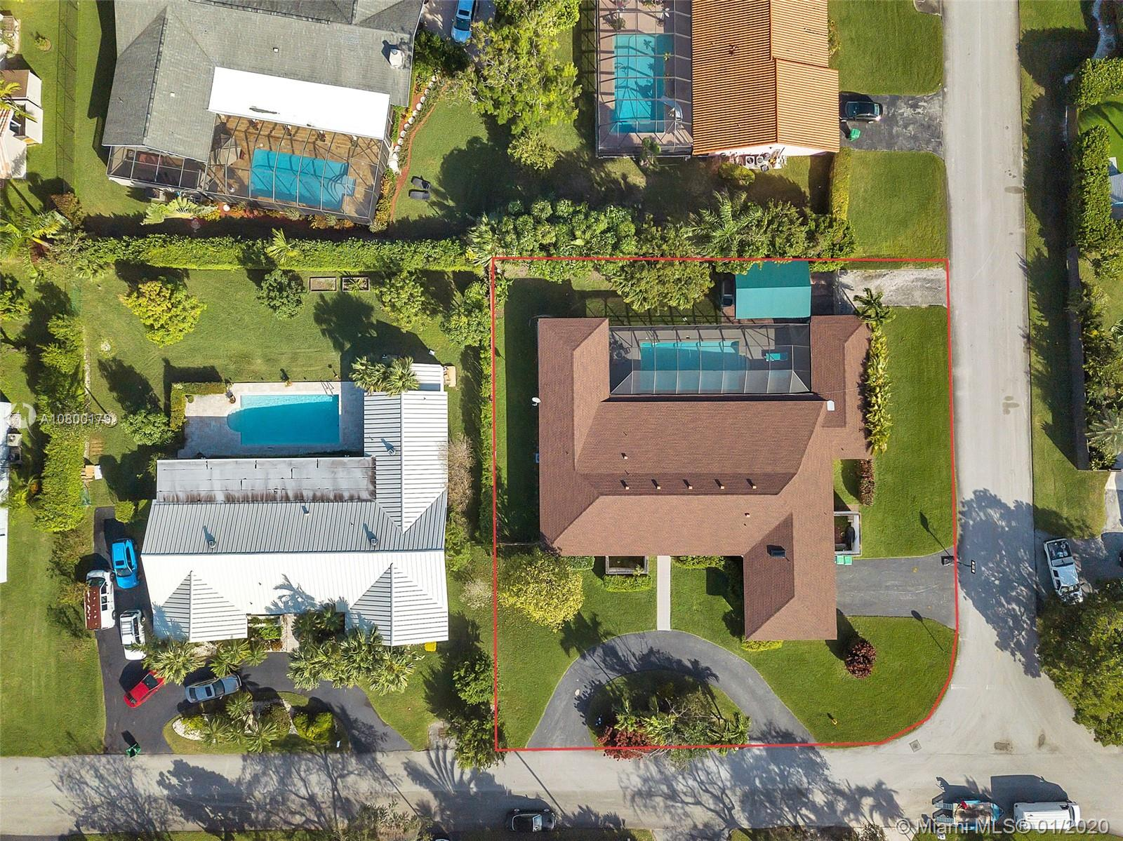 7801 SW 170th St  For Sale A10800179, FL