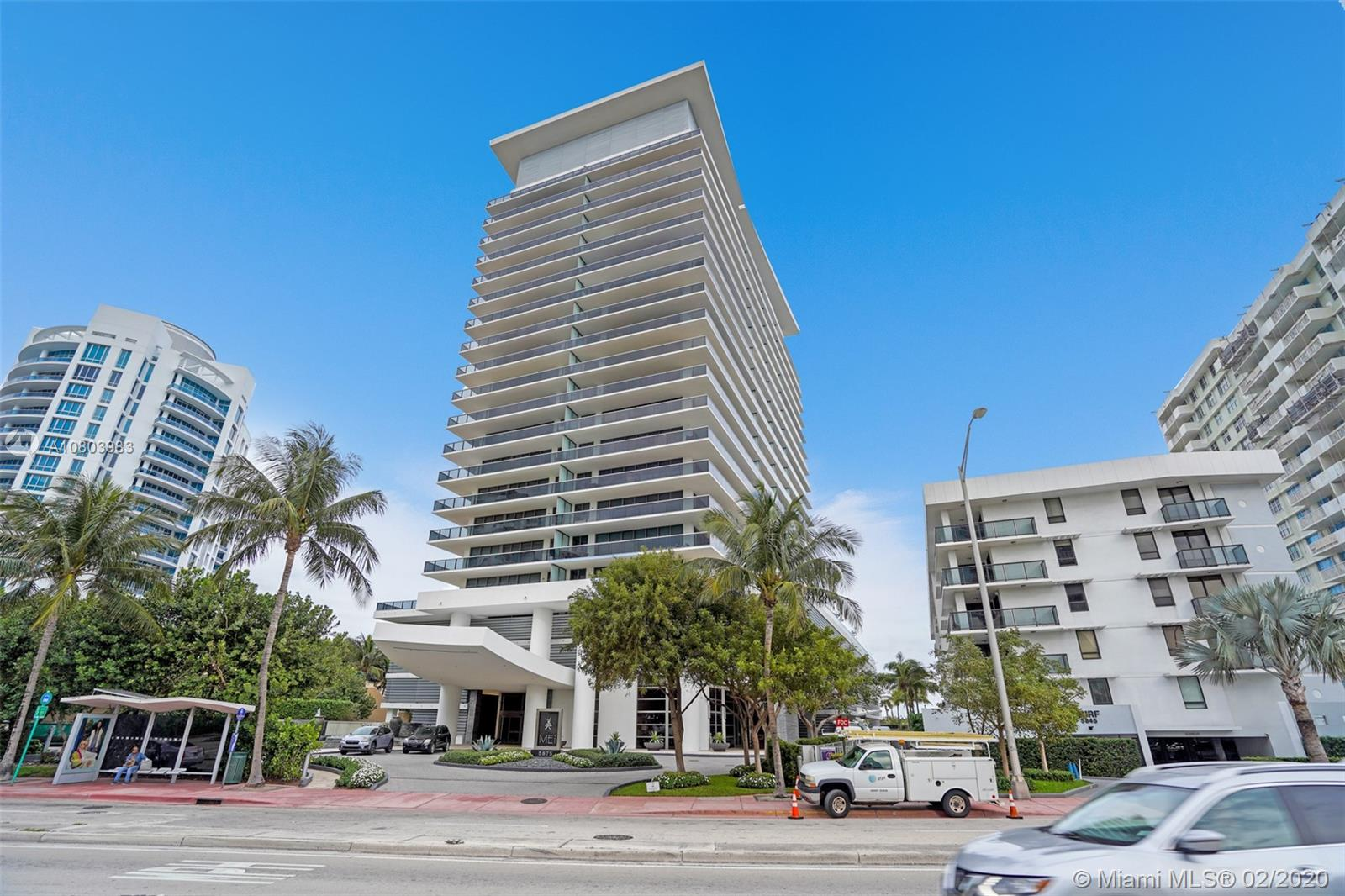 5875  Collins Ave #1807 For Sale A10803983, FL