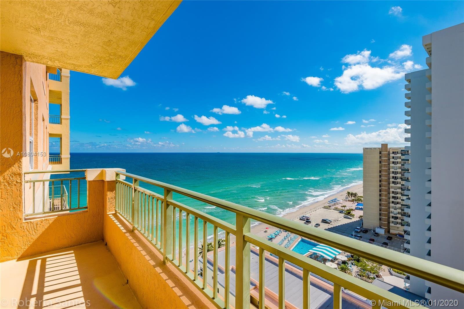 2080 S Ocean DR #1709 For Sale A10804153, FL