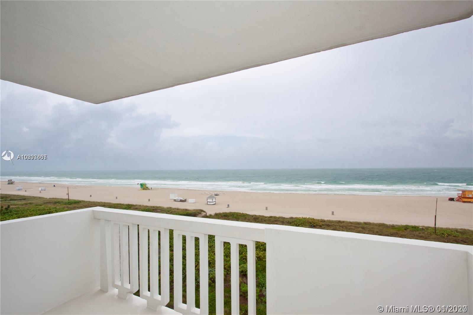 301  Ocean Drive #509 For Sale A10803667, FL