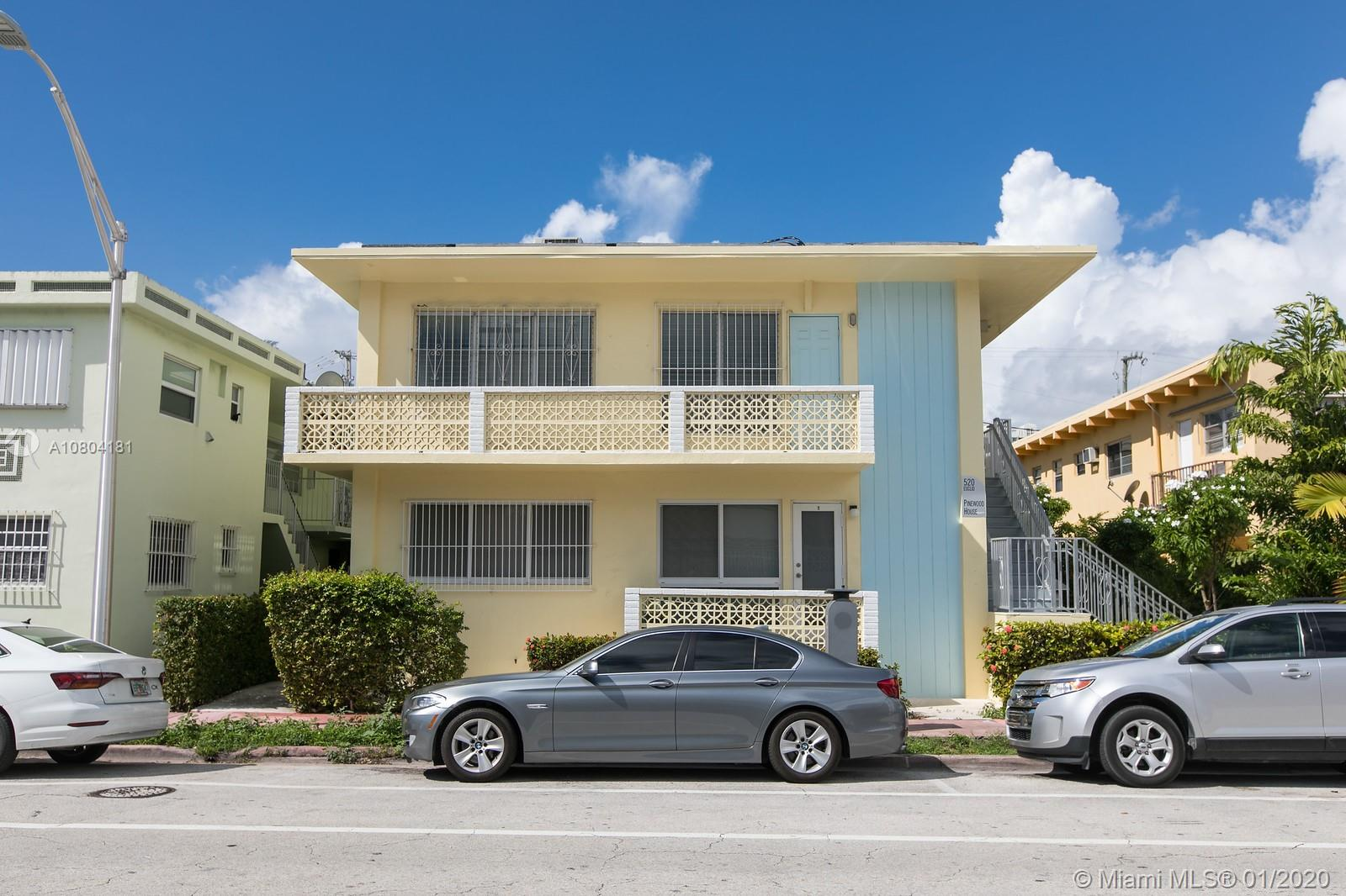 520  Euclid Ave #12 For Sale A10804181, FL