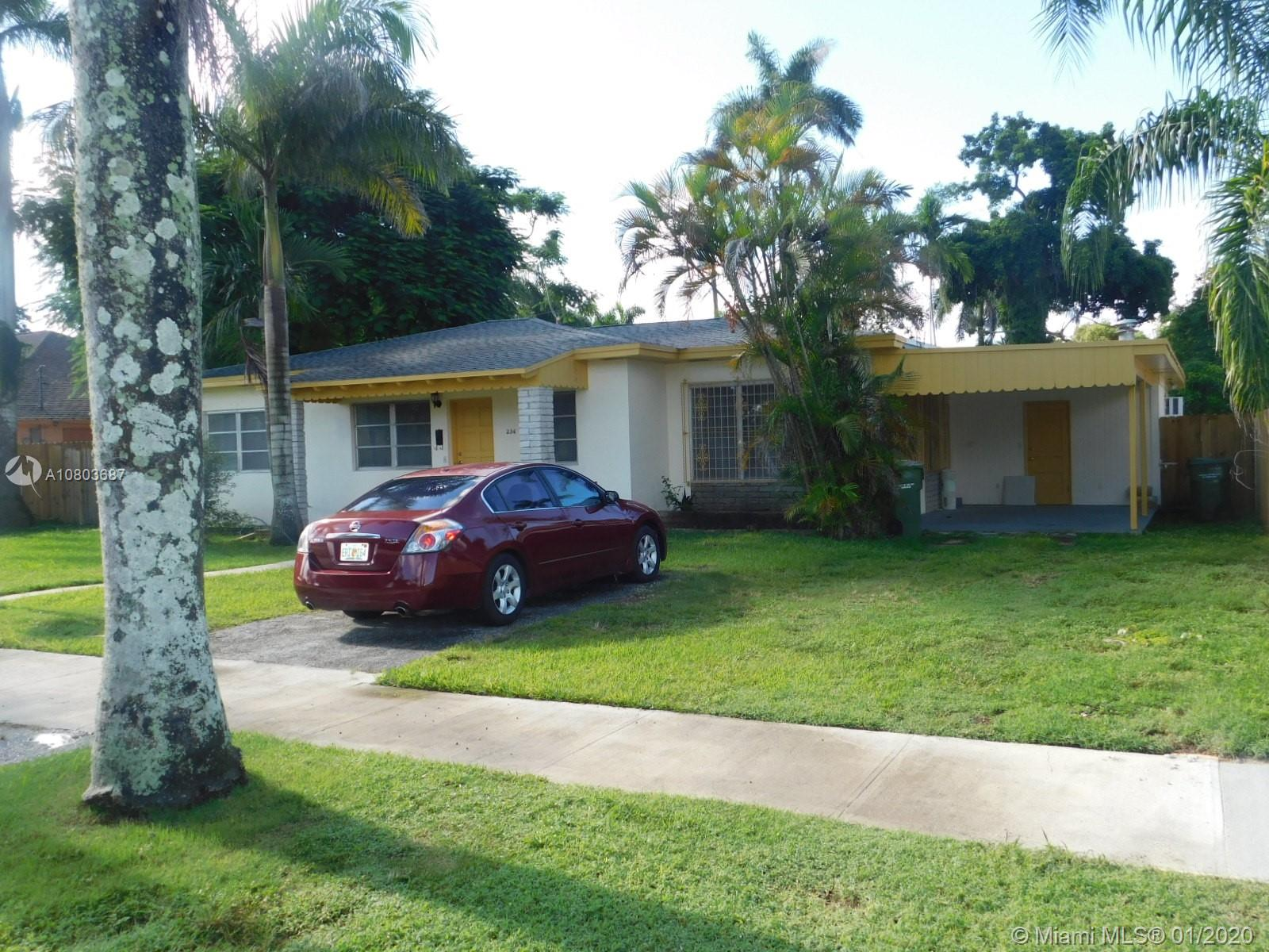 236 NW 14th St  For Sale A10803687, FL