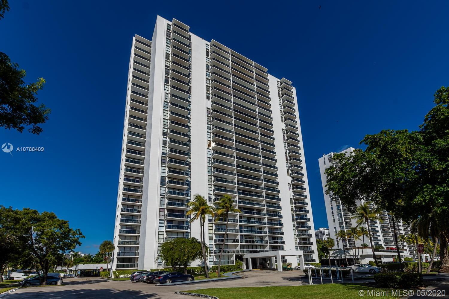 3625 N COUNTRY CLUB DR #1503 For Sale A10788409, FL