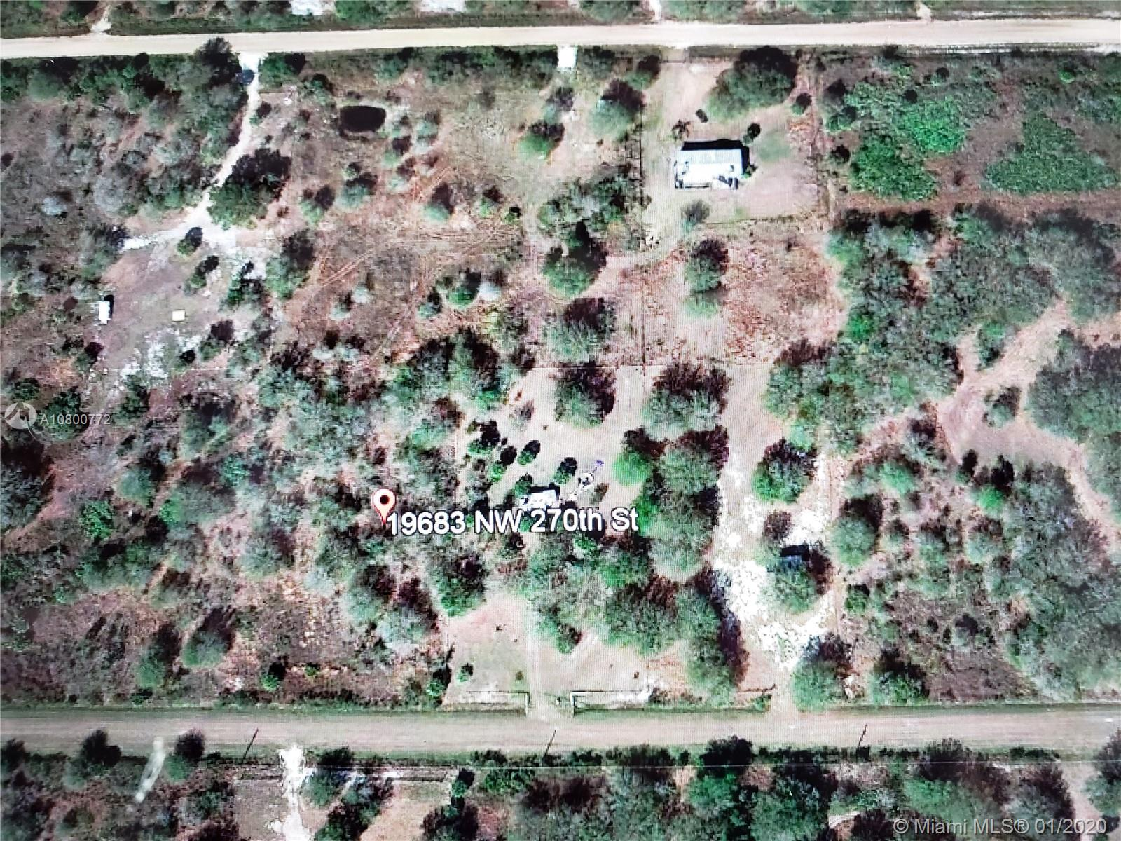 19683 NW 270th St, Other City - In The State Of Florida, FL 34972