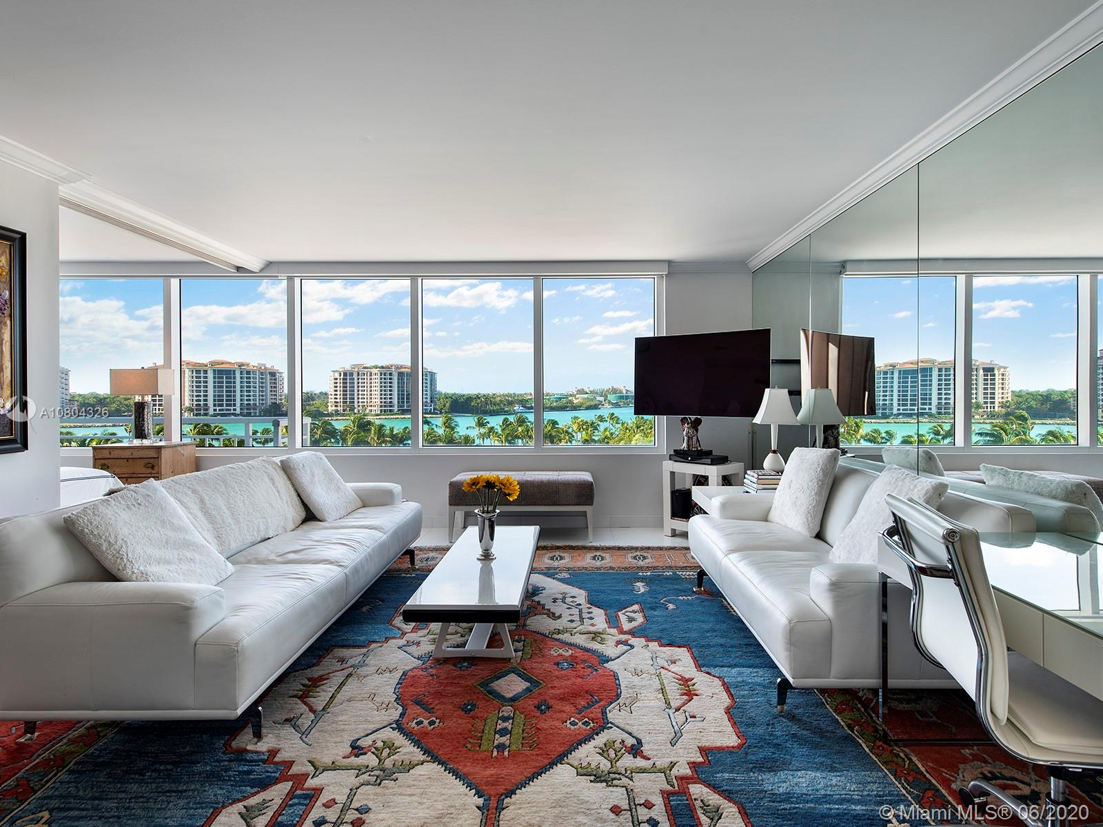 400 S Pointe Dr #605 For Sale A10804326, FL