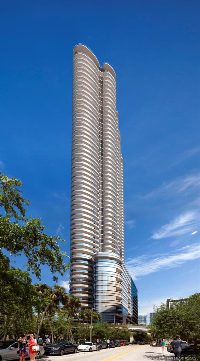 1000  Brickell Plaza #3415 For Sale A10804384, FL