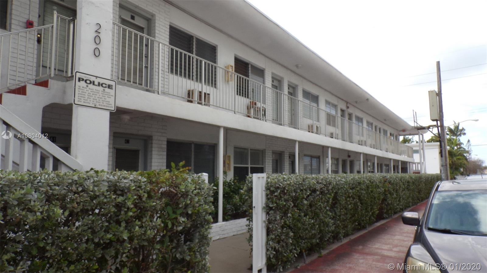 200  76th St #43 For Sale A10804012, FL