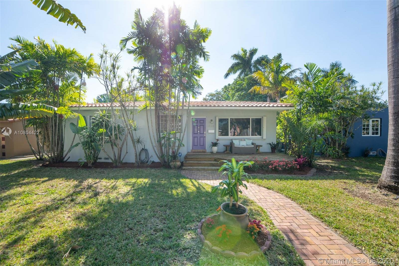 1532  Fletcher St  For Sale A10804422, FL