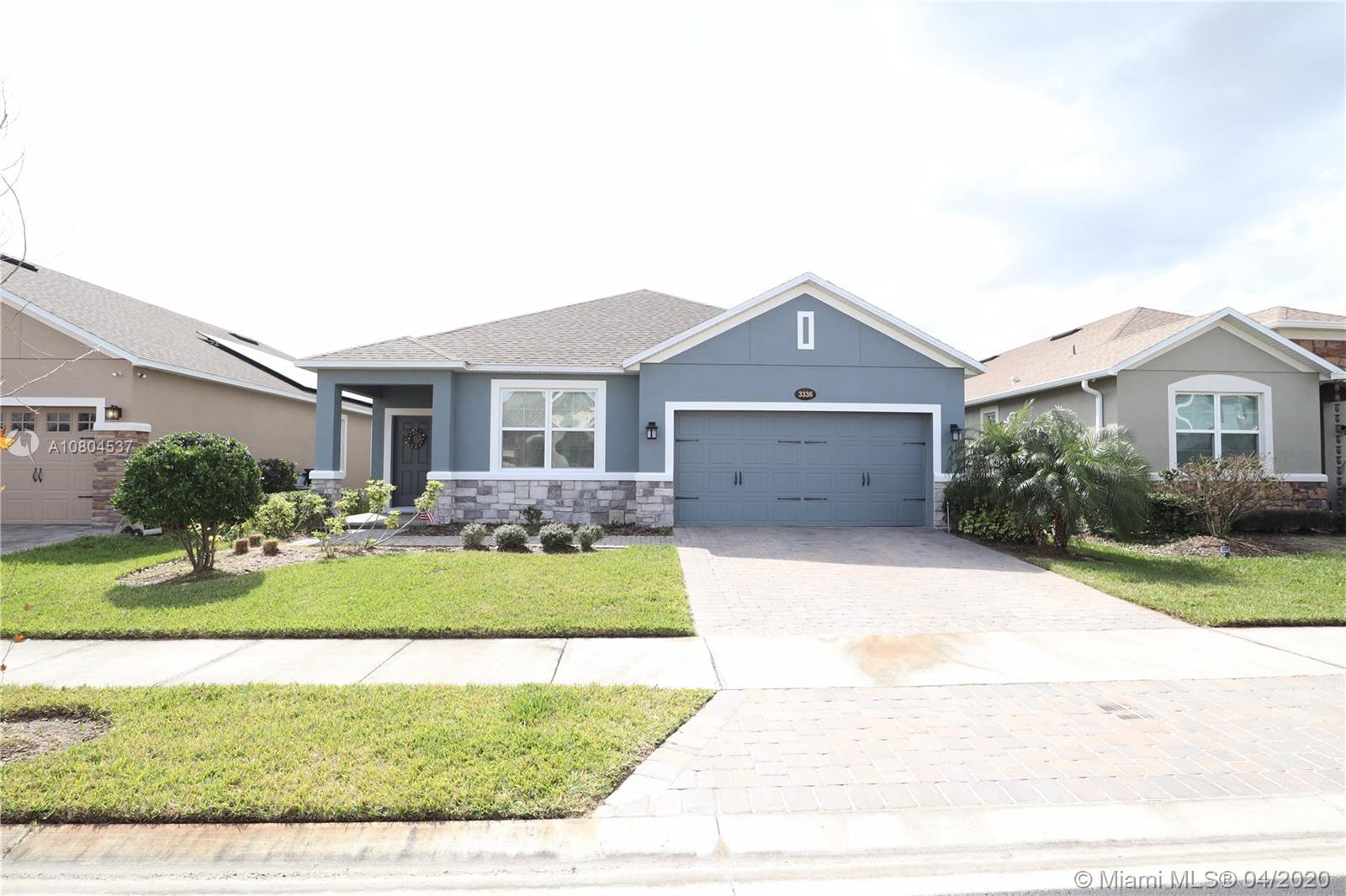 3336 Forton Drive, Orlando, FL 32824