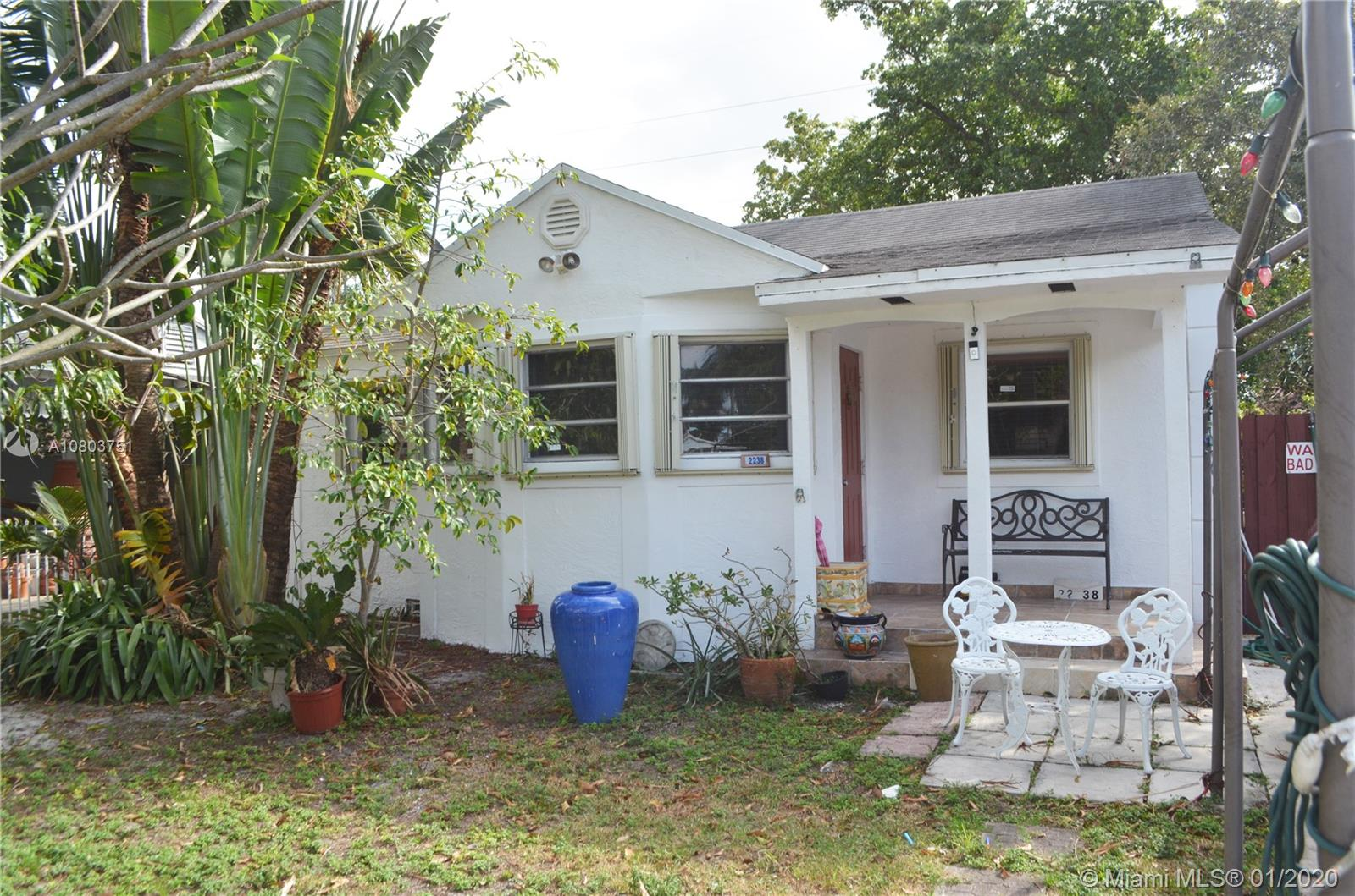 2238  Cleveland St  For Sale A10803751, FL