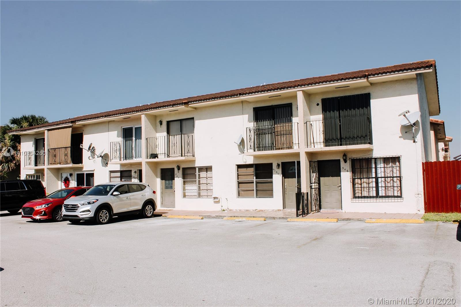 5462 W 26th Ave #D-26 For Sale A10804260, FL