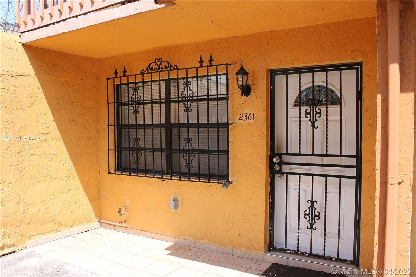 2361 W 66th Pl #308 For Sale A10804435, FL