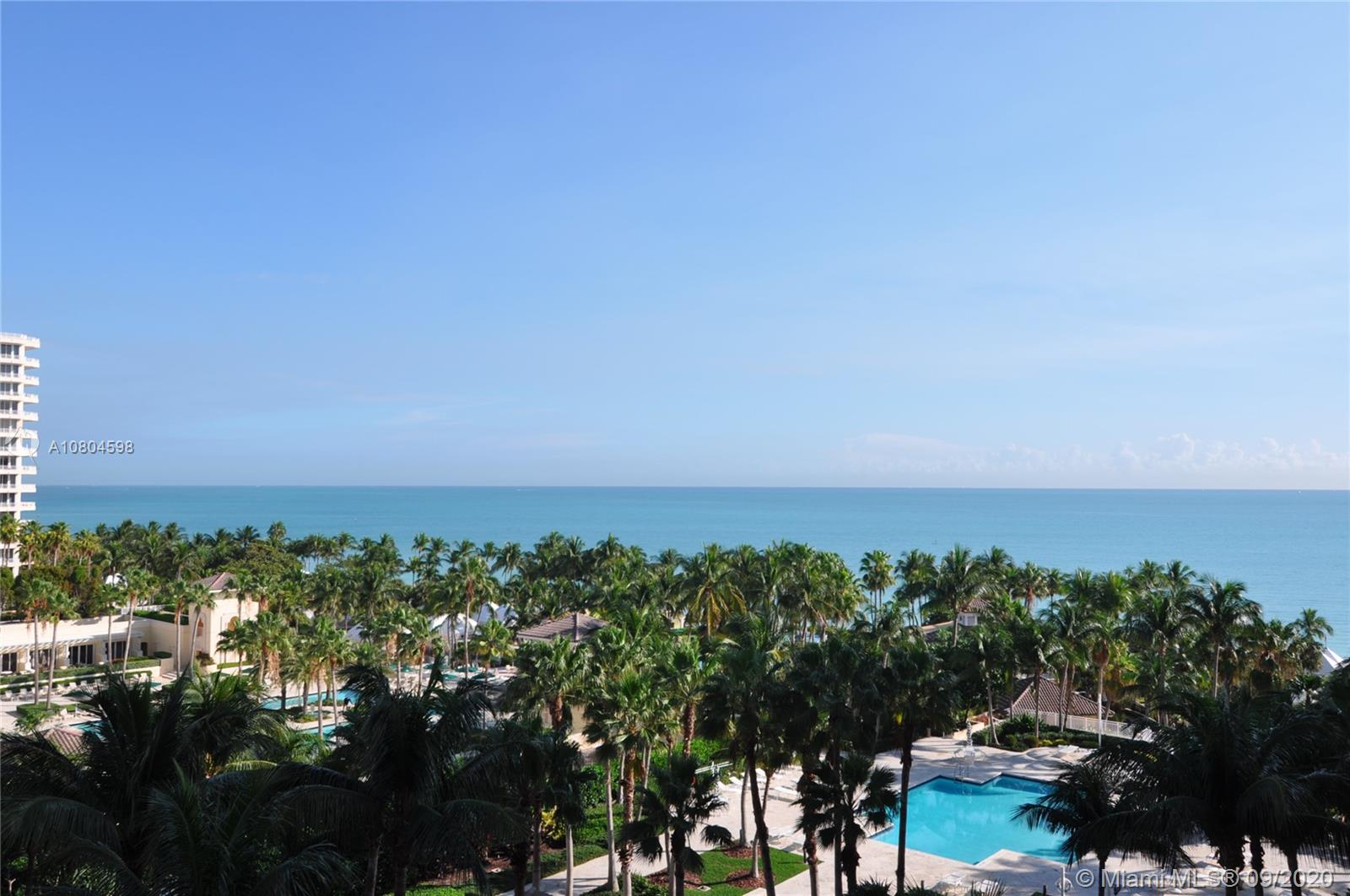 799 E Crandon Blvd #805 For Sale A10804598, FL