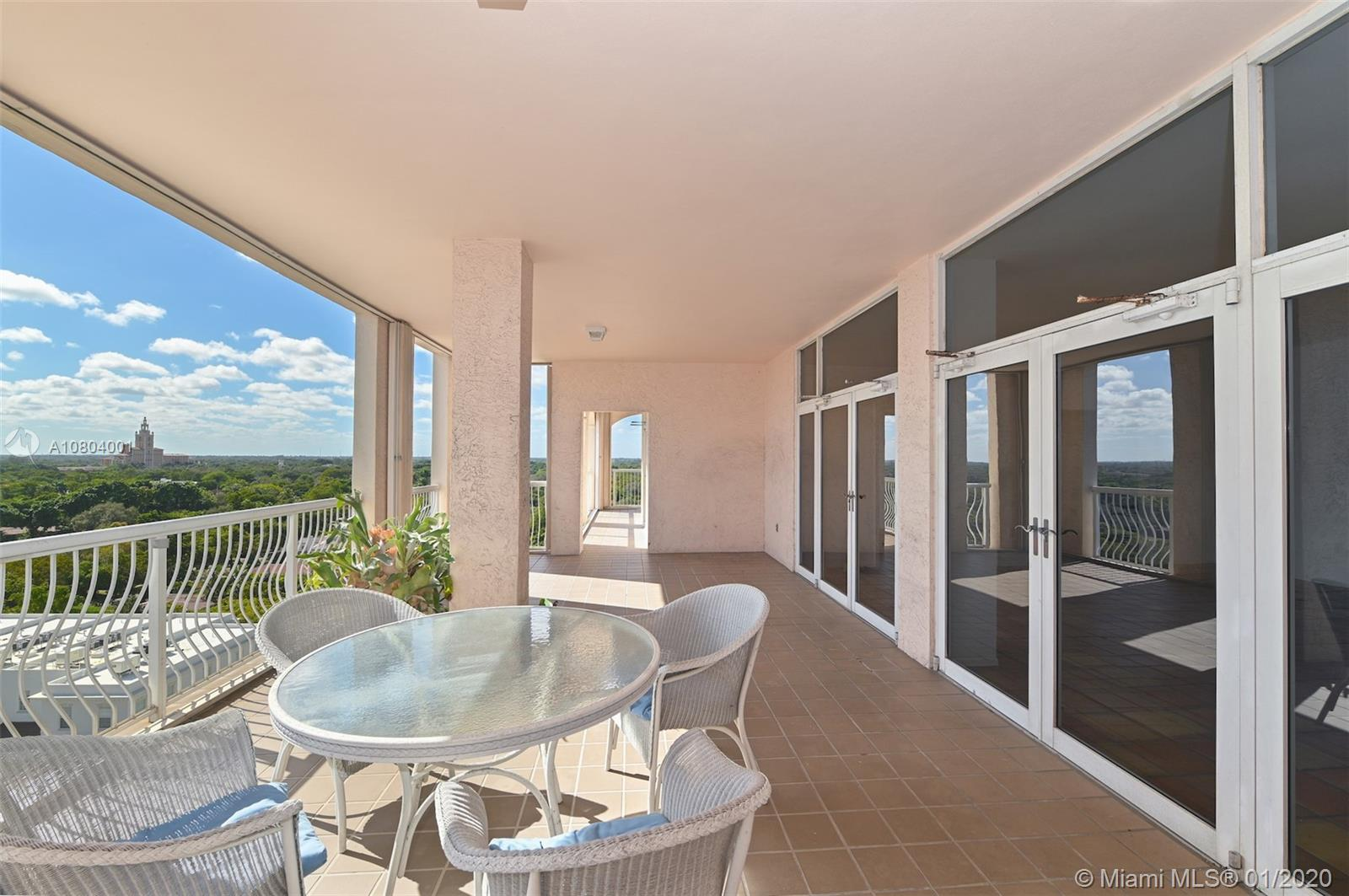 721  Biltmore Way #PH-2 For Sale A10804001, FL