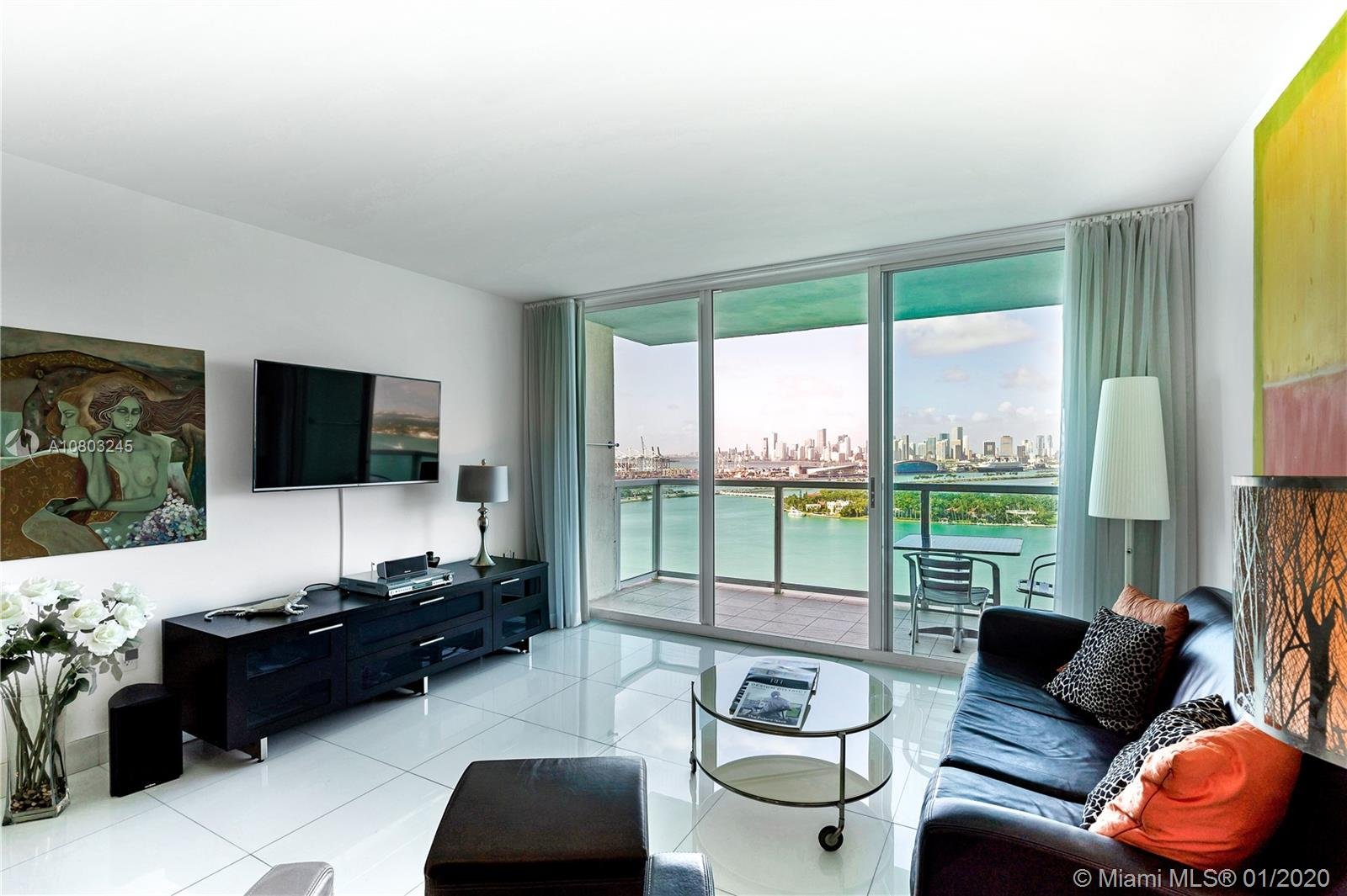 650  West Ave #2603 For Sale A10803245, FL