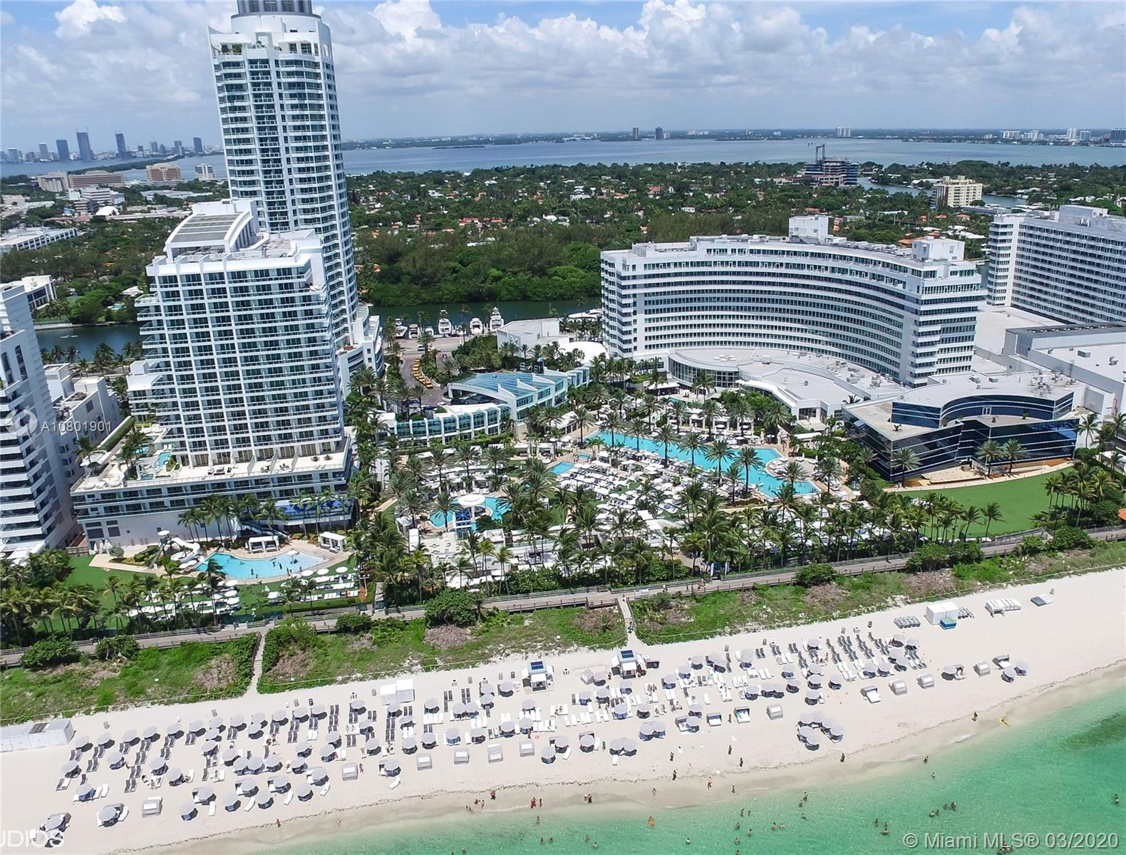 4401  Collins Ave #1215/1217 For Sale A10801901, FL