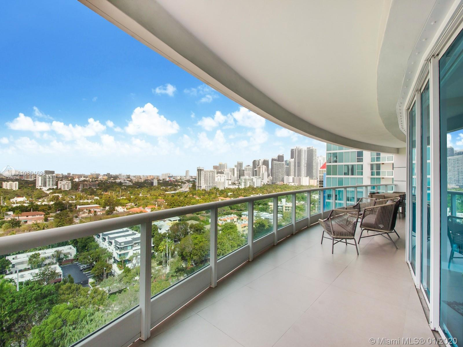 2127  Brickell Ave #1906 For Sale A10804696, FL
