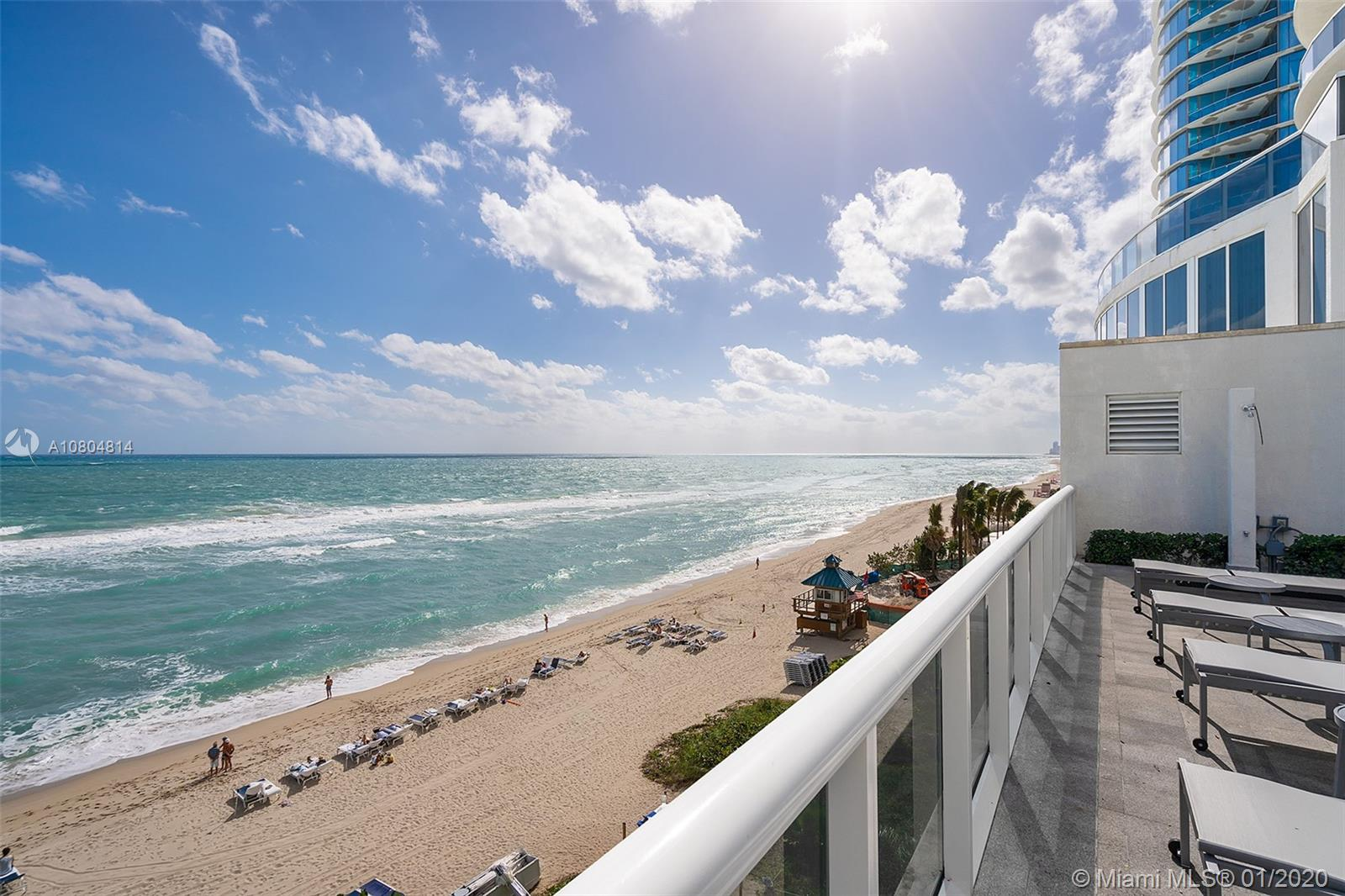 15811  Collins Ave #3704 For Sale A10804814, FL
