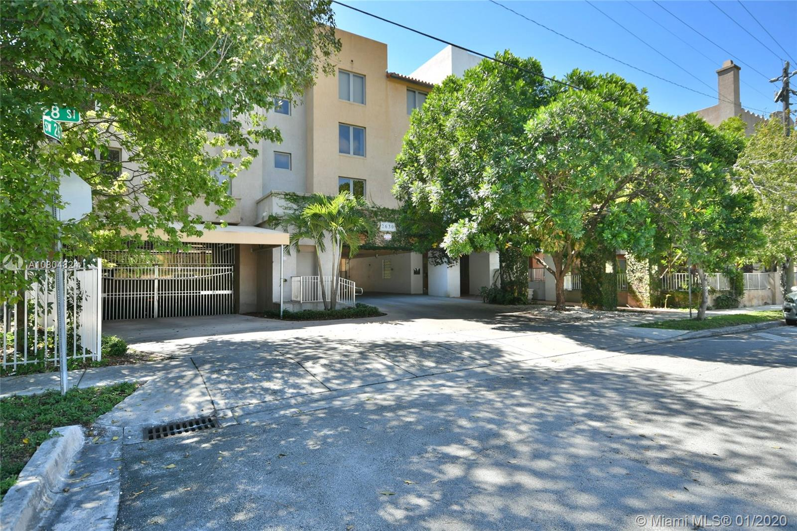 2630 SW 28th St #32 For Sale A10804824, FL