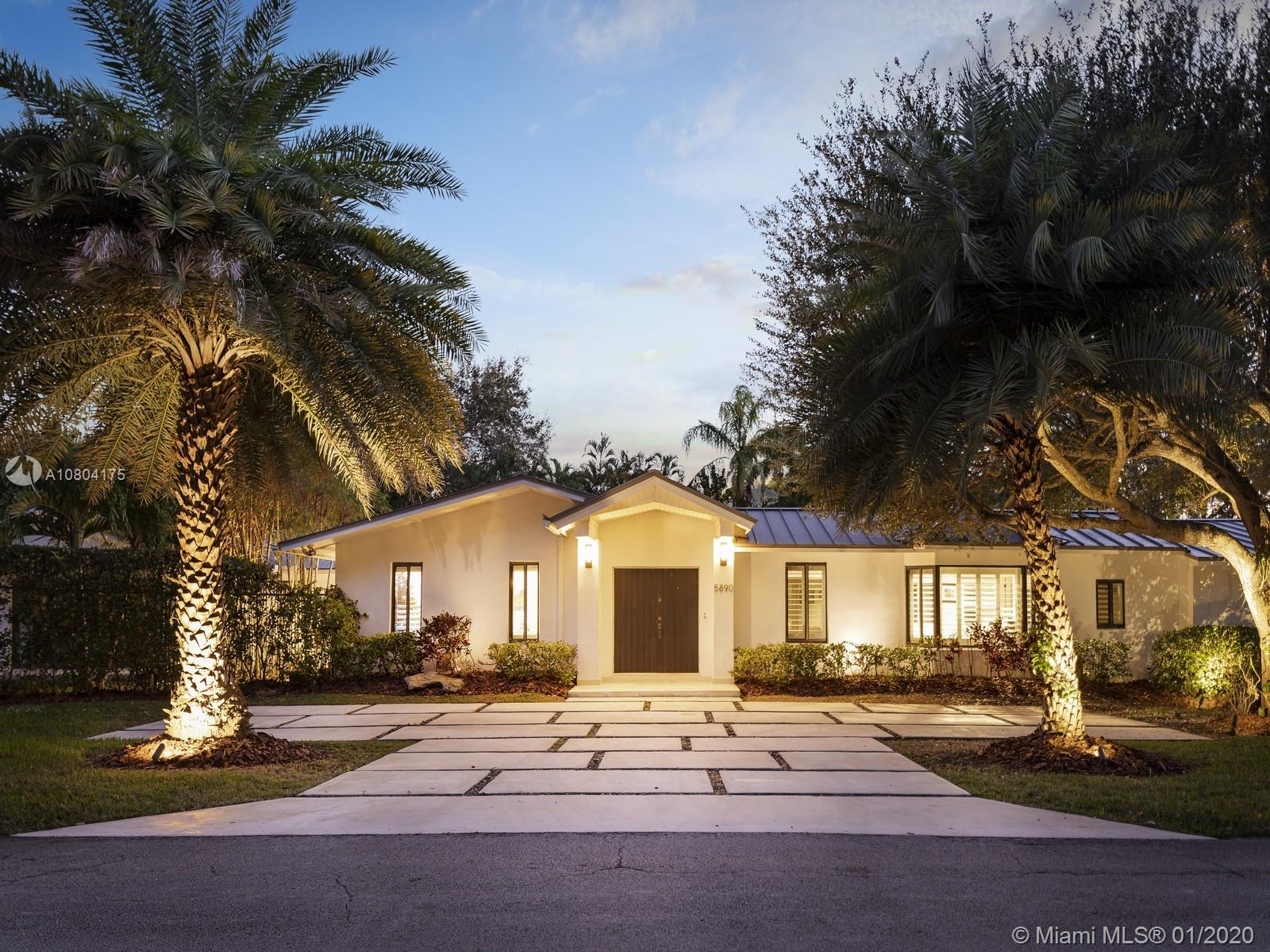 5890 SW 102nd St  For Sale A10804175, FL