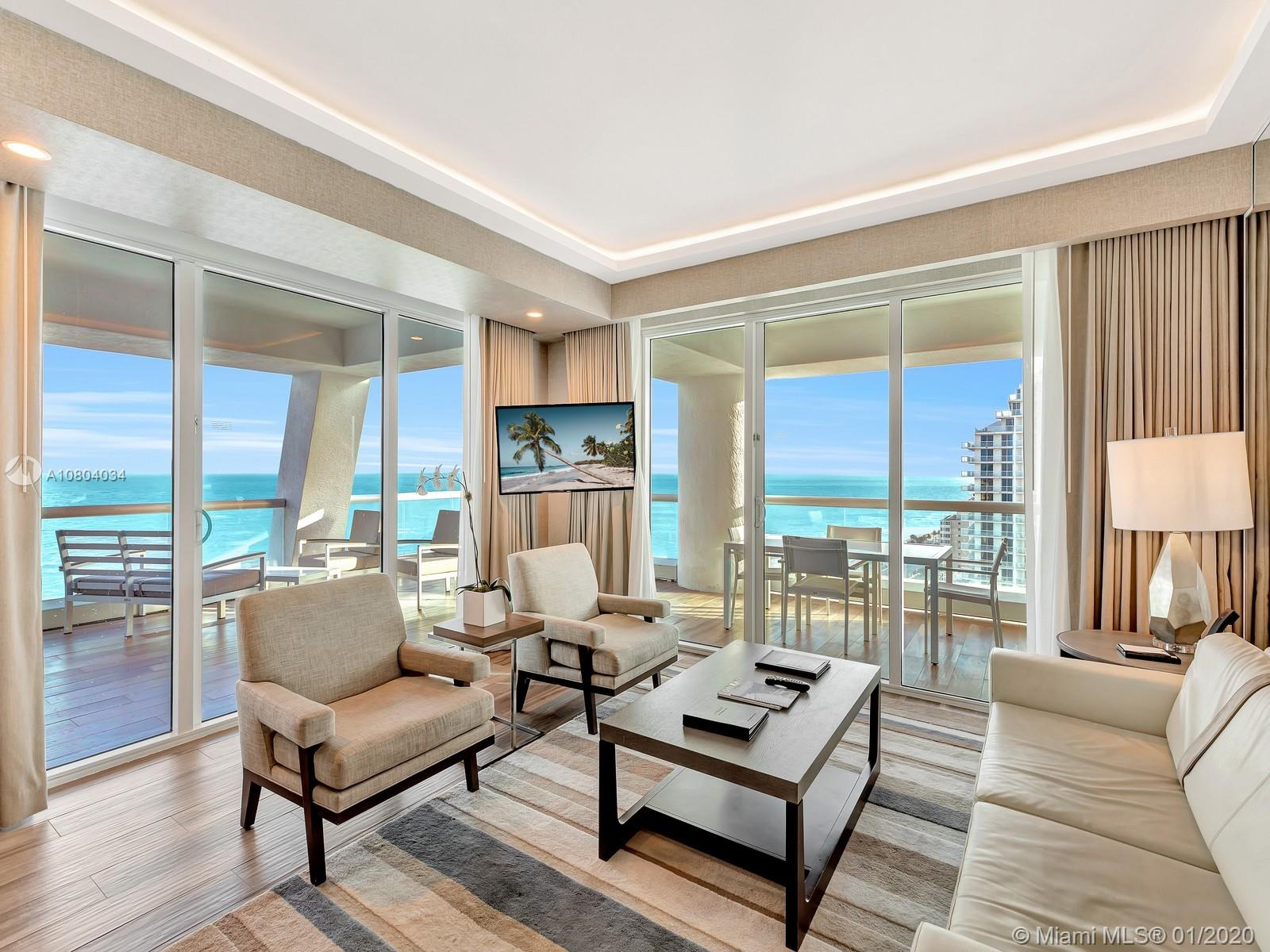 551 N Fort Lauderdale Beach Blvd #R1814 For Sale A10804034, FL