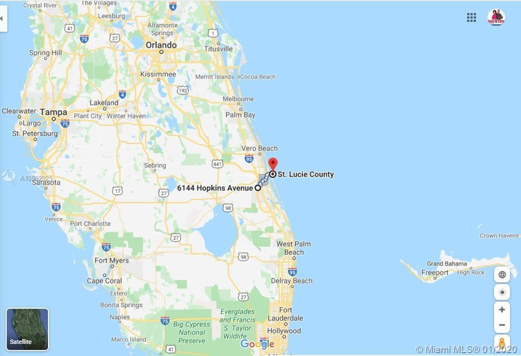 434 NW Airoso Blvd, Port St. Lucie, FL 34983